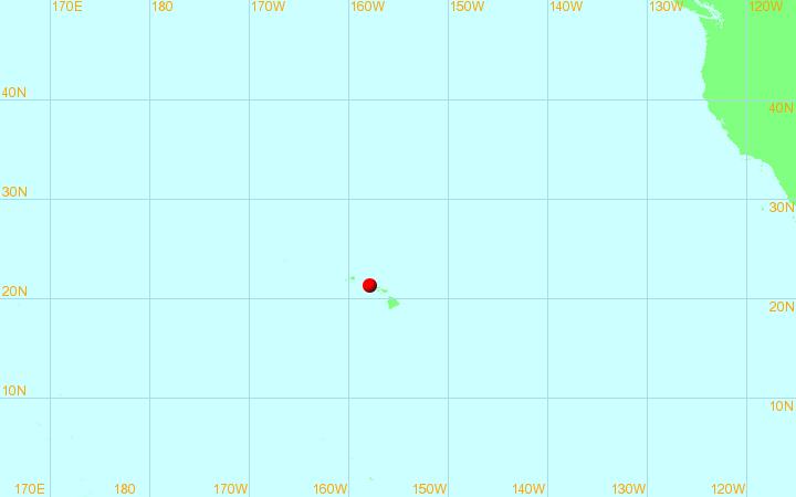 Tropische cyclonen volgen: Noordoostelijke eGrote Oceaan